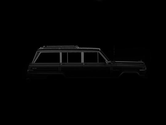 Custom Jeep Wagoneers - Coming soon!